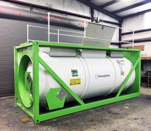 Refurbished ISO tank